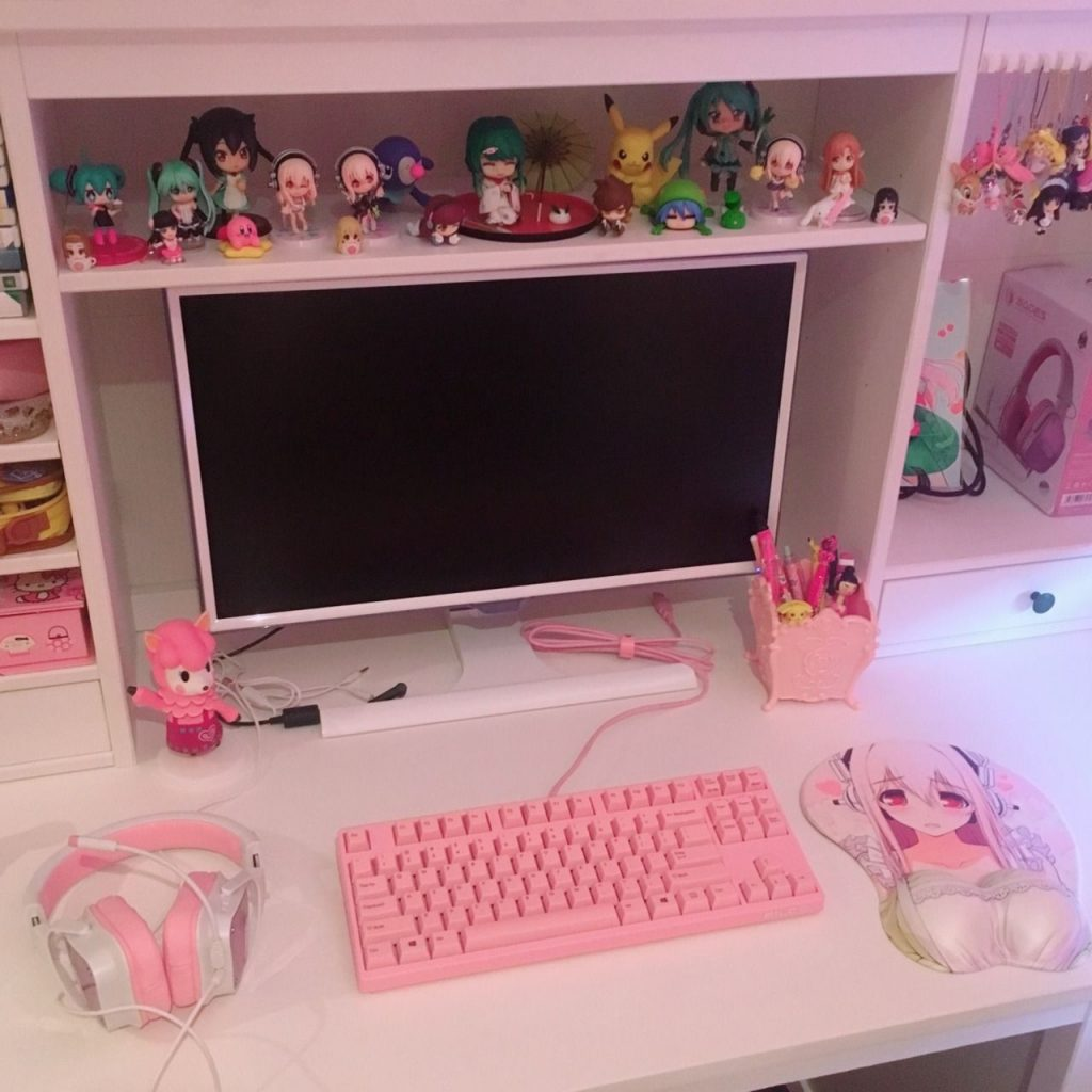 gamer girl room ideas gamer girl room decor girl gaming room ideas gamer girl decor gamer girl setup gamer girl bedroom ideas gamer girl gaming setup gamer girl aesthetic room